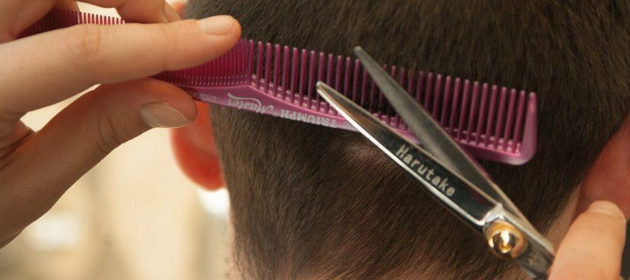 Friseure und Barbiere